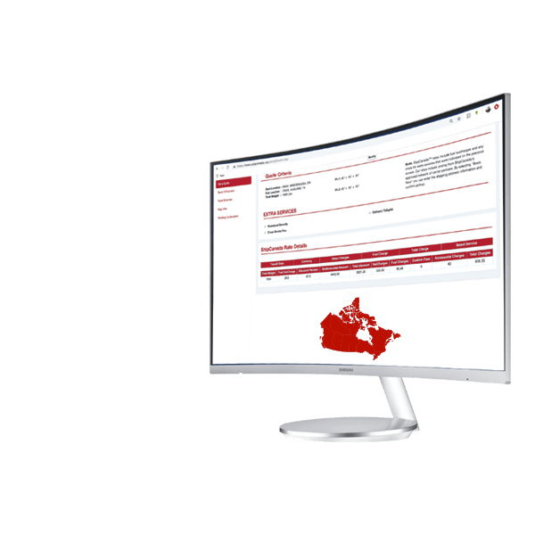 Shipping Companies in Canada