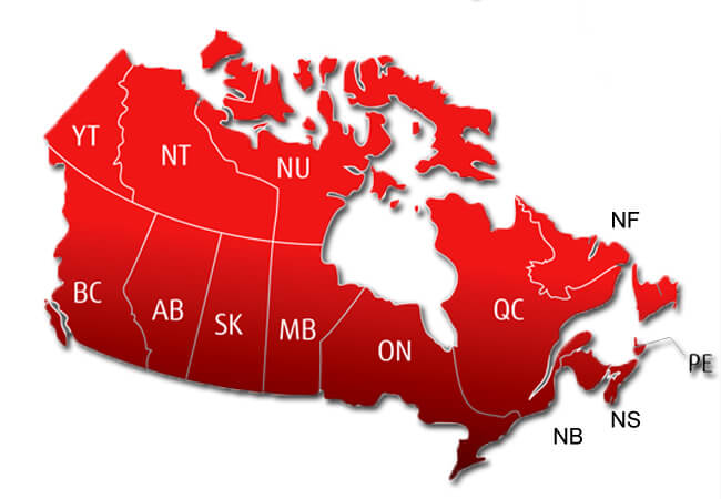 Canada Freight Quotations