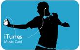 Itunes Music Gift Card