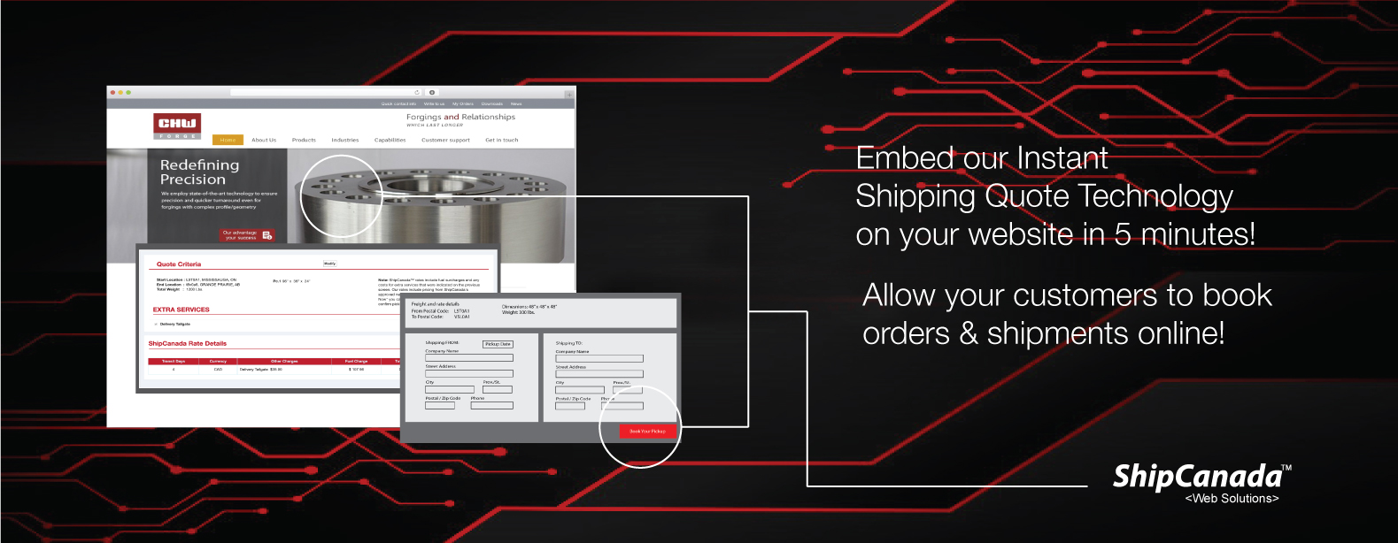 Shipping Tech Solutions